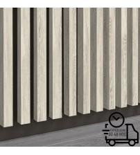 Dekoratívna stenová lamela PREMIUM - Brest Perlový