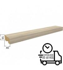 Dekoračná stenová lamela BRION - Sonoma