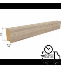 Dekoračná stenová lamela RIVIERA - Sonoma