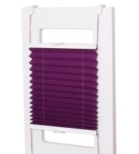 Plisovaná roleta 104 - fialová